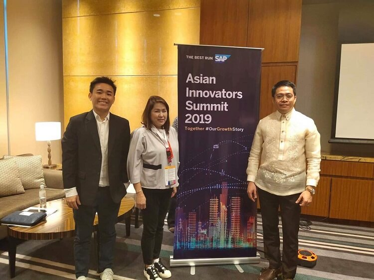 SAP Shares #OurGrowthStory in the Asian Innovators Summit