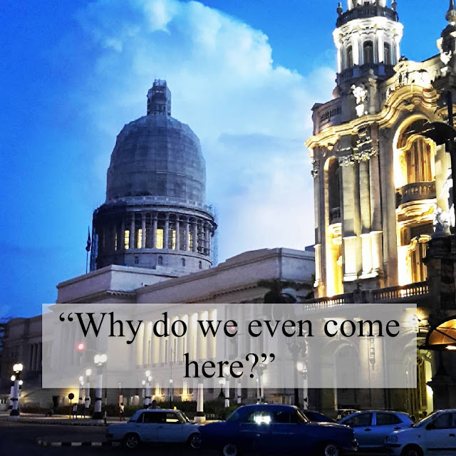 El Capitolio, Habana - Greengo quote