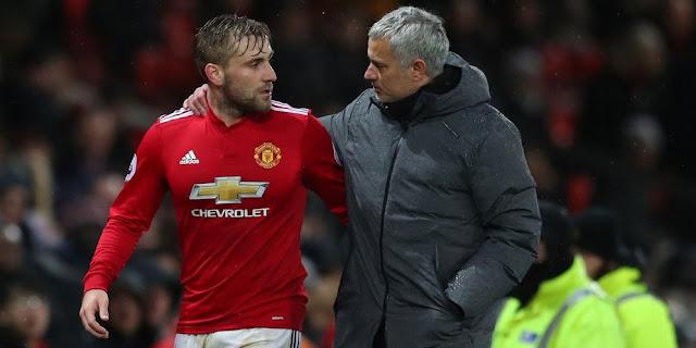 Luke Shaw Ungkap Motivasi Mourinho jadi Sebab Kebangkitan MU