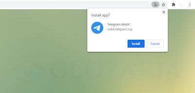 Download Telegram Web di PC dan Laptop