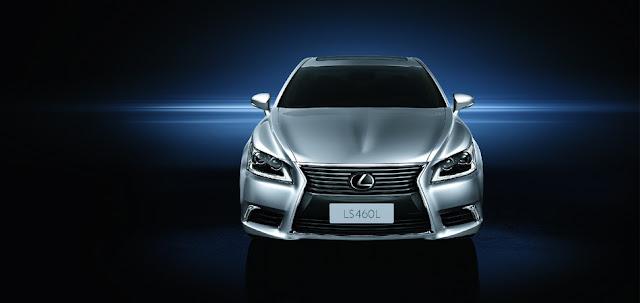 Lexus LS560 đẳng cấp tinh tế từ trong ra ngoài