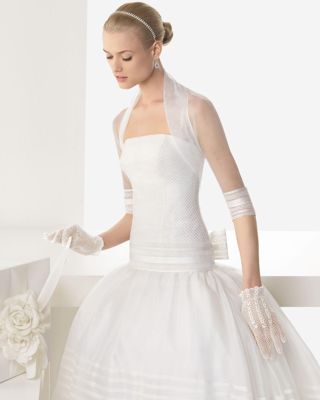 Pendientes para vestido novia palabra honor