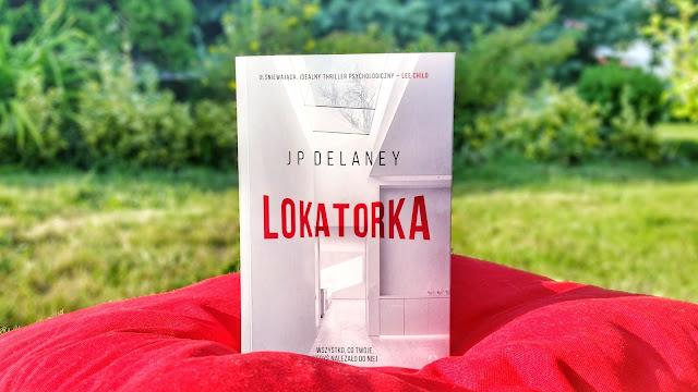 Recenzja: Lokatorka - JP Delaney