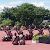 Polwan Polres Aceh Timur Unjuk Kebolehan Dalam Memeriahkan HUT Polwan Ke 70 Di Mapolda Aceh