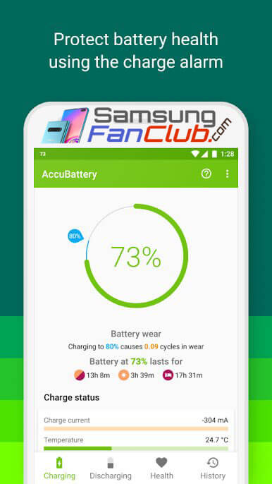 Top 5 Best Battery Calibration Apps for Android Samsung Galaxy S10 Plus