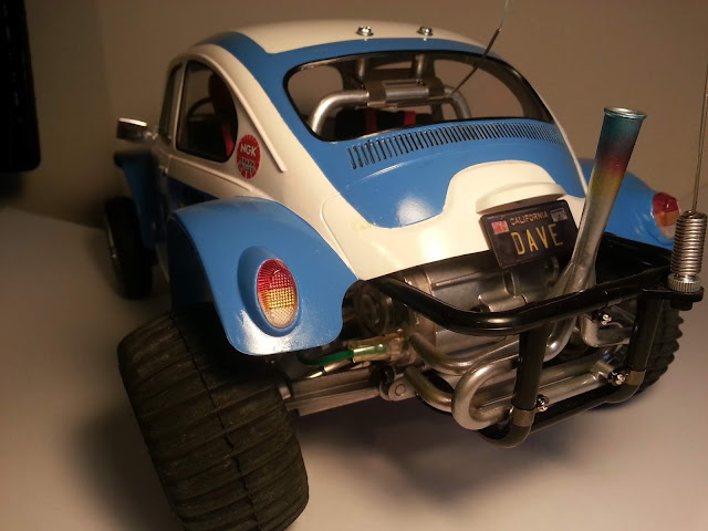 Tamiya Sand Scorcher racing buggy 1/10 scale