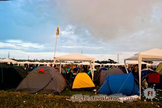 Roskilde, Festival, 2016, Acampada