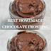 THE BEST HOMEMADE CHOCOLATE FROSTING YOU'LL EVER TASTE