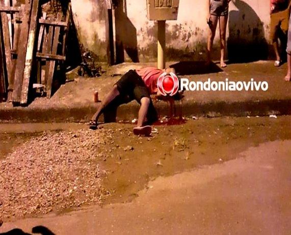 URGENTE: Mais um homicídio na capital; jovem é executado com tiro na cabeça