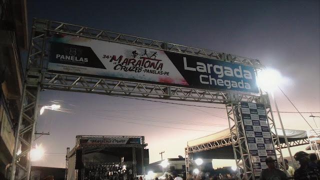Maratona de Cruzes edição 2017