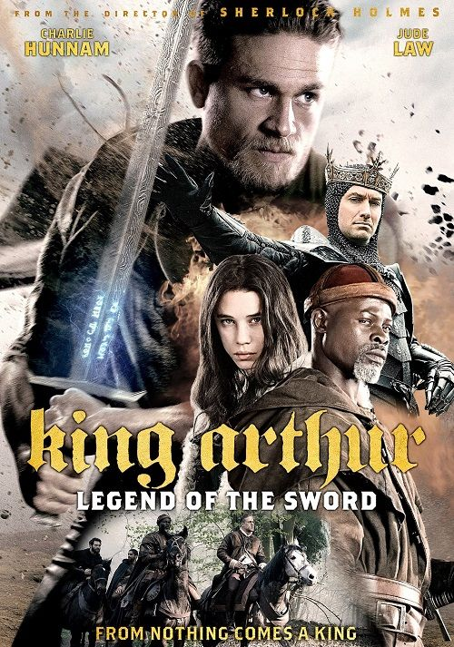 King Arthur: Legend of the Sword (2017) Hindi Dual Audio 500MB BluRay 720p HEVC x265