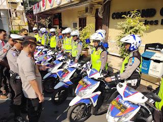 Polres Lumajang Gelar Operasi Patuhi Semeru 2019