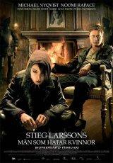 """Carátula del DVD: """"Millennium 1: Los hombres que no amaban a las mujeres"""""""