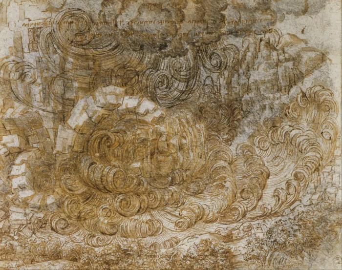 Леонардо да Винчи - мастер воды