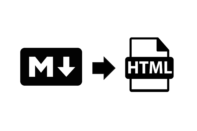 Markdown to html