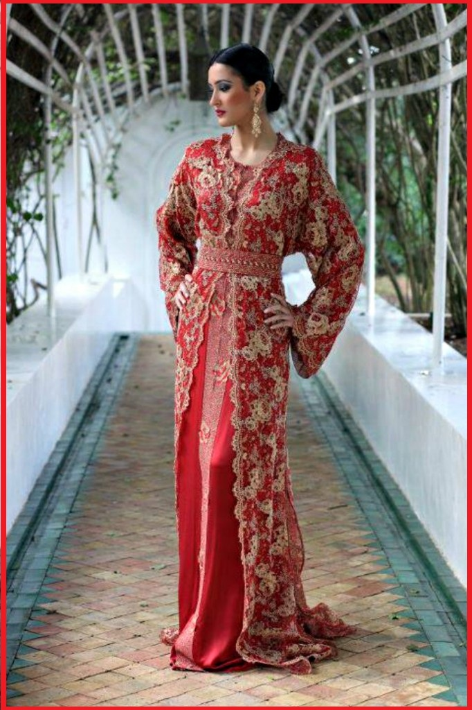 Traditional Moroccan Wedding Dresses Amore