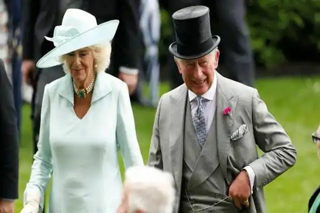 Prince Charles of Britain, Corona test positive, wife Camilla also in isolation