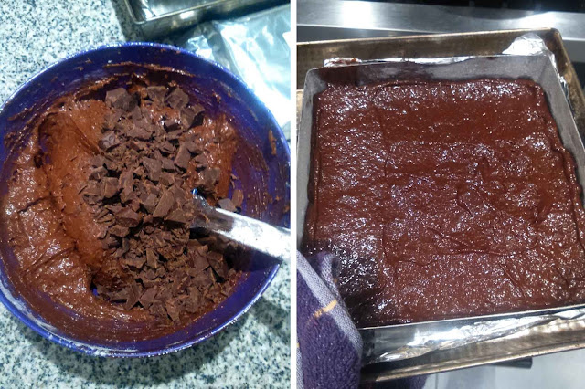 brownies chocolate mejores que brad pitt