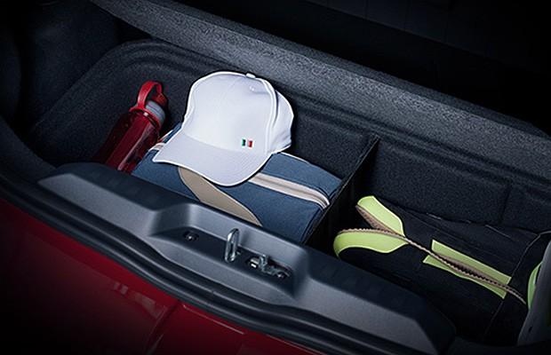 Fiat Mobi - Cargo Box - Porta Malas