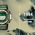 Model Pertama Jam Casio Pro Trek ATC-1100 Jam Triple Sensor