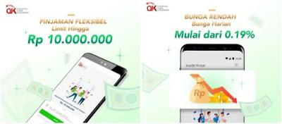 Aplikasi Pinjam Uang - OJK