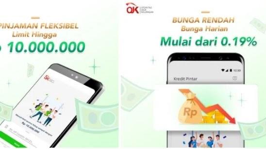 5 Aplikasi Pinjaman Uang Terdaftar Di Ojk Cepat Cair Dan Aman Klik Refresh