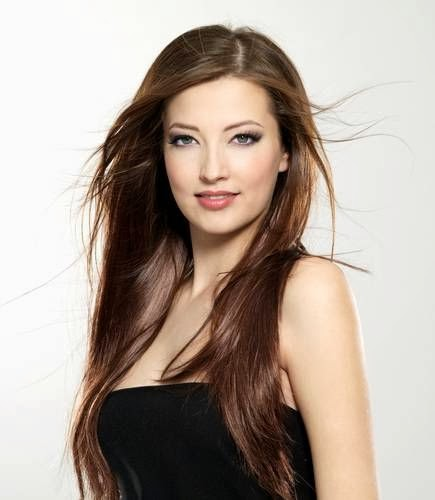2013 Long Hairstyles for Round Face Shape