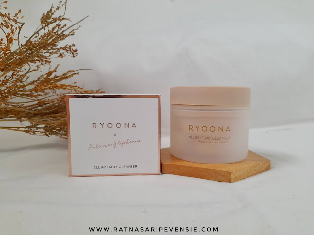 Review Ryoona All In 1 Day Cleanser