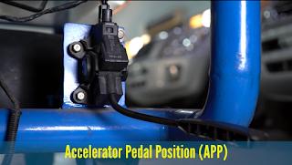 Accelerator Pedal Position (APP) Sensor