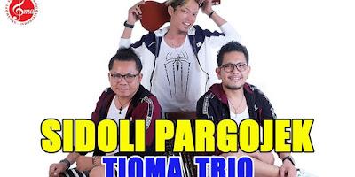 Kunci Gitar/Chord Sidoli Pargojek By Trio Tioma
