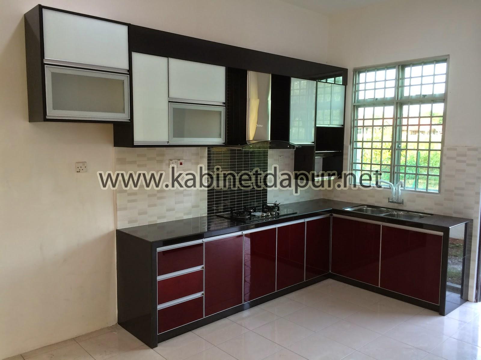 Projek Kabinet Dapur Di 362 Tmn Desa Tanjung Alor Setar