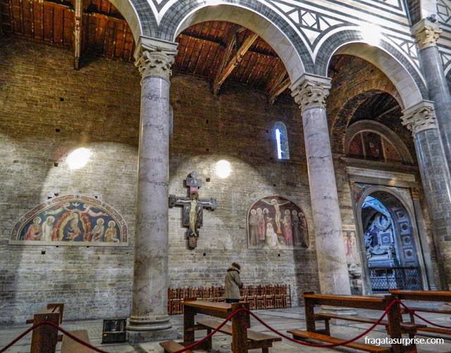 Afrescos na Igreja de San Miniato al Monte, Florença