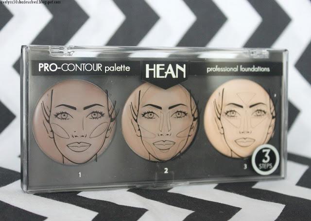 Hean Pro Contour Palette