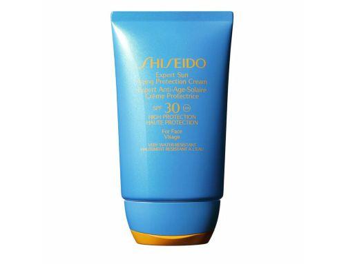 Crema de soare pentru fata Shiseido Expert Sun Aging Cream, SPF 30, 50 ml