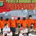 Polresta Soekarno Hatta Meringkus 15 Pegawai Maskapai Lion Air Pemalsuan  Surat Kesehatan Negative Covid -19