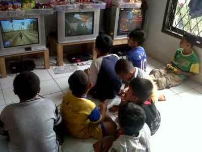 Rental PS2