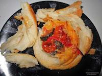 Τυροφωλιές με γεύση πίτσας! - by https://syntages-faghtwn.blogspot.gr