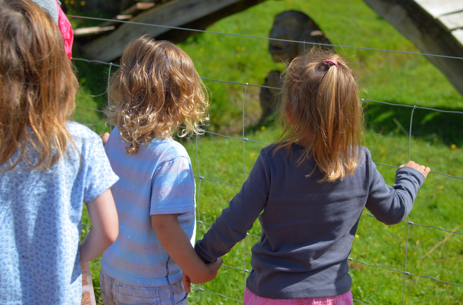 , It's a Gruffalo Trail! – Mountain View Ranch