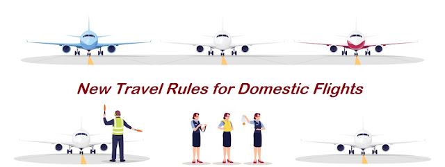 new rules for domestic flights
