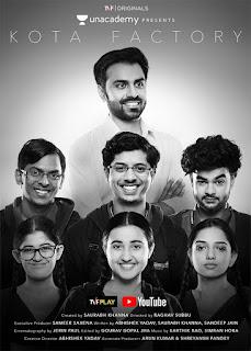 Kota Factory (2019) Hindi Season 1 Complete All Episodes 720p HDRip x265 AAC [900MB]