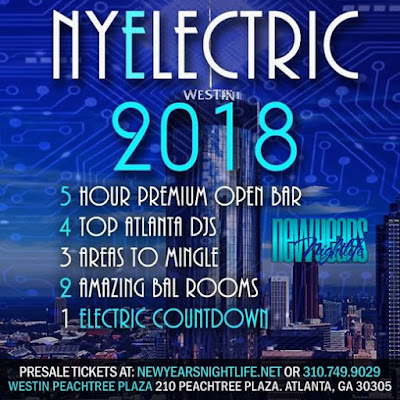 Atlanta NYElectric | New Years Eve Countdown