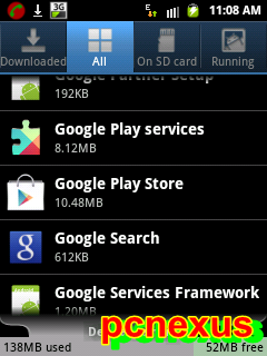 how to clear cache and data google play store