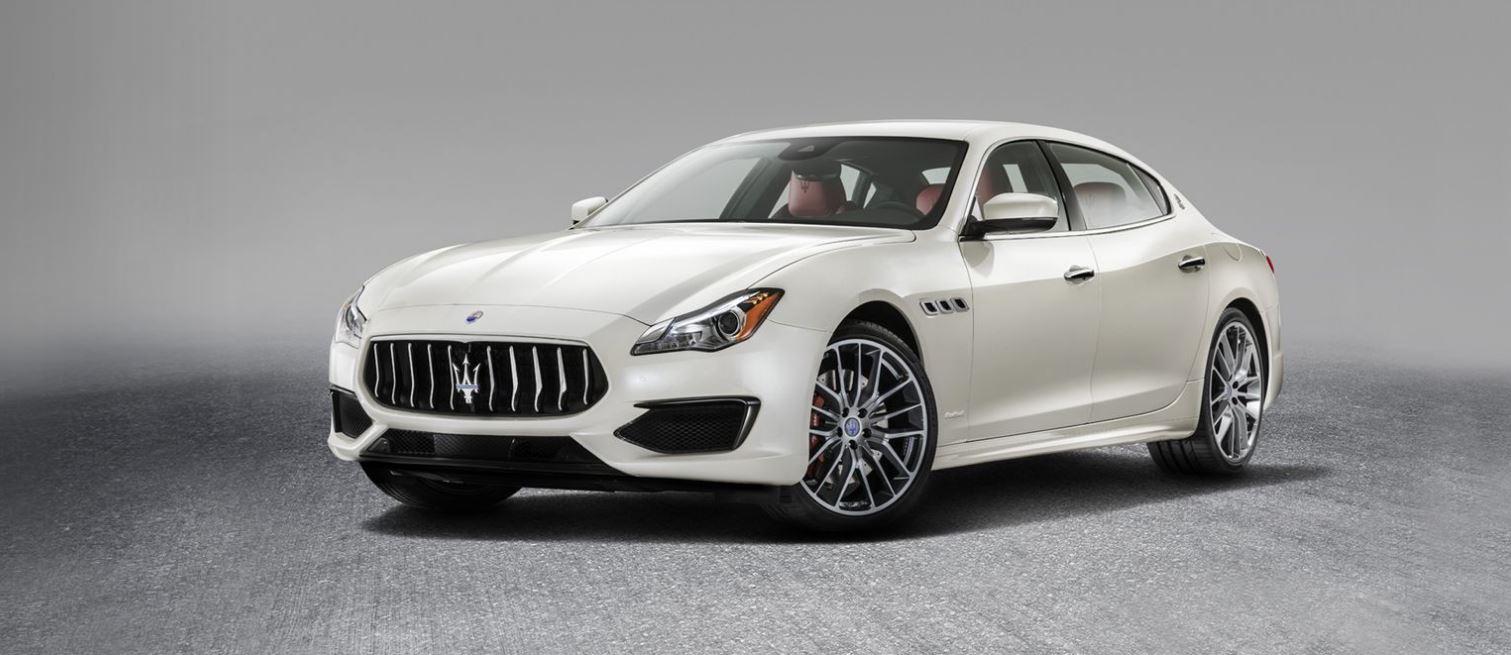 Maserati Quattroporte | Dimensioni - Bagagliaio - Peso | Tutte le Misure