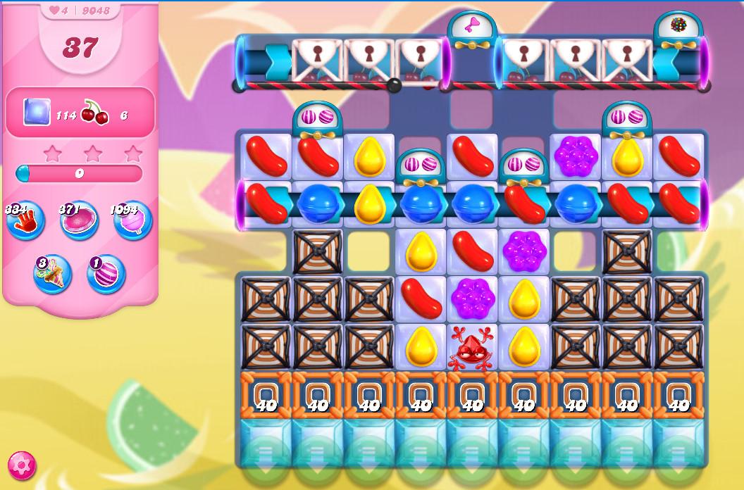 Candy Crush Saga level 9048