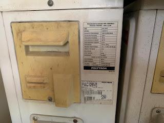 Mengetahui PK AC dari namplate
