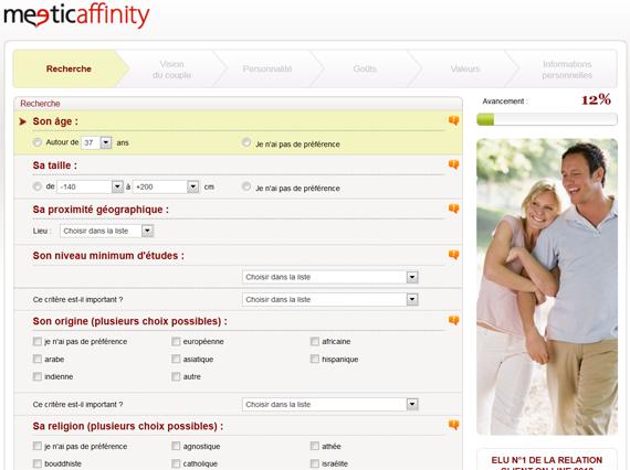 Site De Rencontre Meetic Affinity
