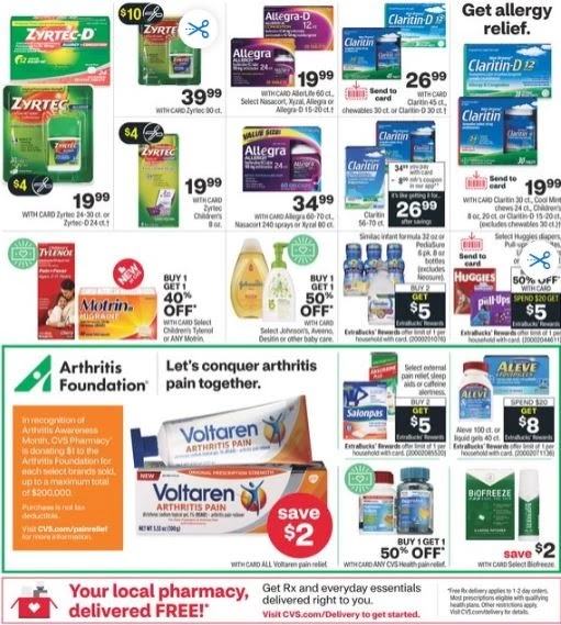 CVS Weekly Ad Preview 5/9-5/15