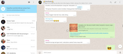 Cara paling mudah membuat group Whatsapp