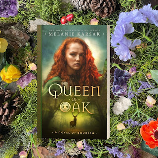 Queen of Oak: A Novel of Boudica, Now Available For Pre-Order