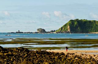 Pantai Kuta di Mandalika